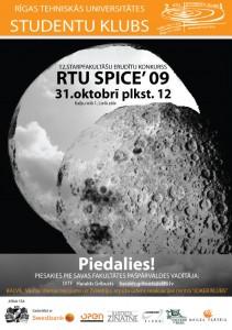 RTU SPICE' 09